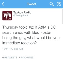 TexAgs-Foster