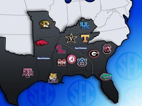 SEC Map