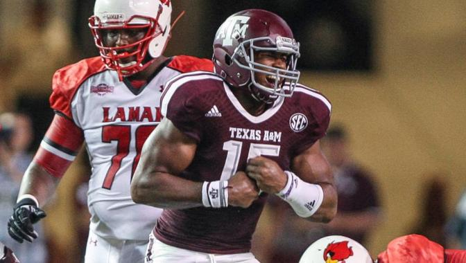 2015 A&M Preview: Front Seven