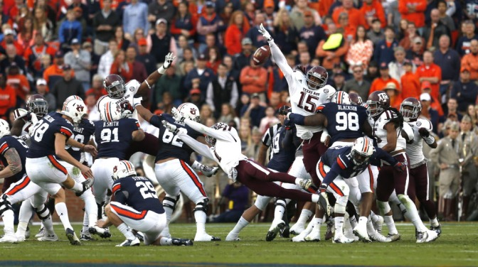 SEC West Rankings: The Logical Fallacies of Auburn