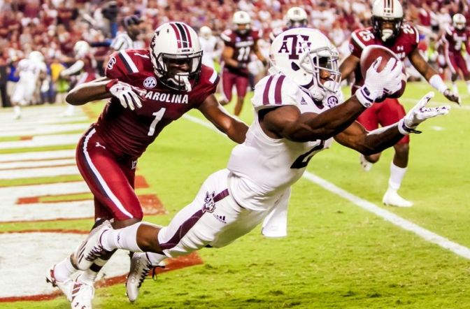 2015 A&M Preview: QB, RB, WR