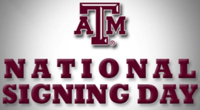 Texas A&M National Signing Day Primer