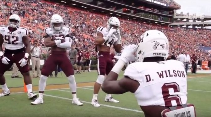 A&M vs Tennessee Hype Video