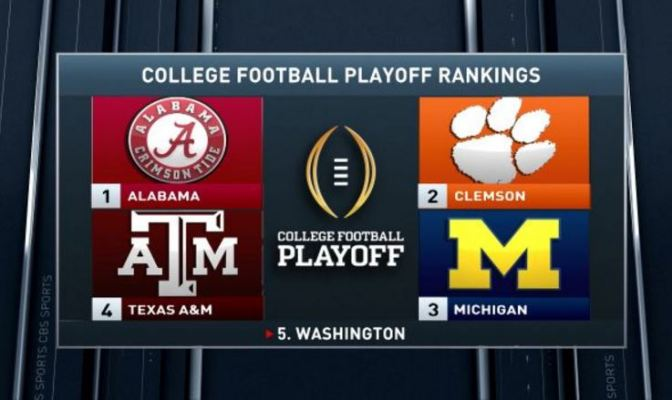 A&M's Playoff Chances
